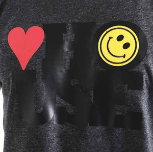 acid house t shirt smiley rave tee | the groovehouse
