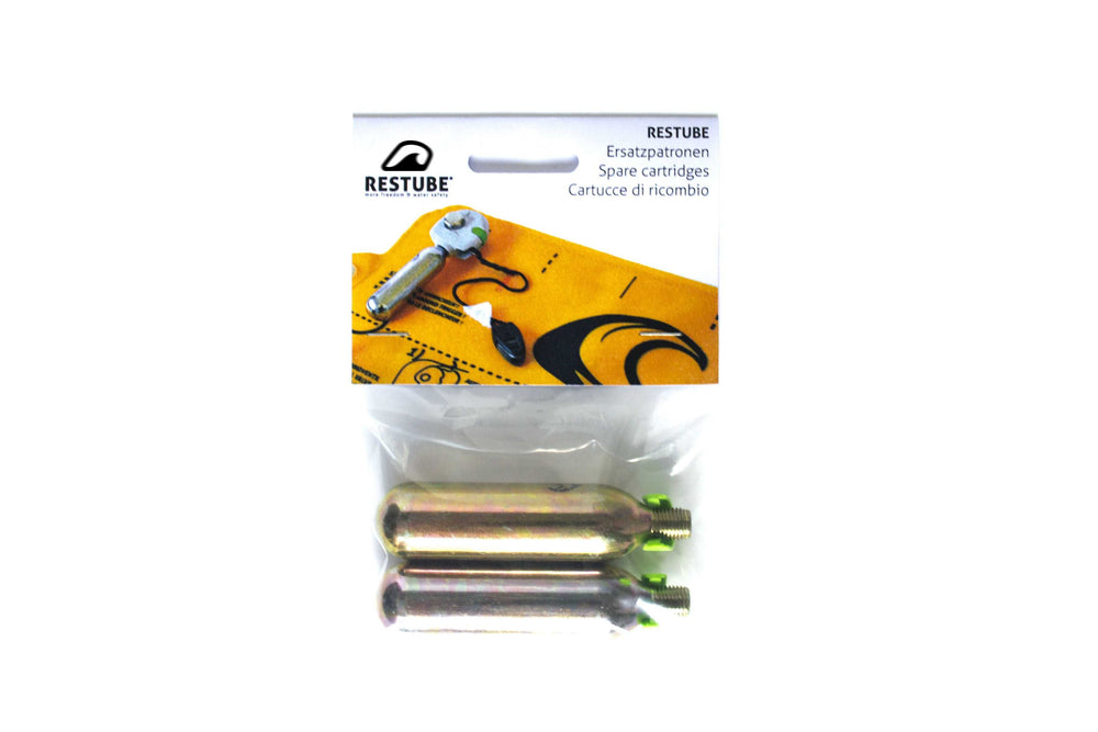 RESTUBE - CO2 Cartridge - 2pc