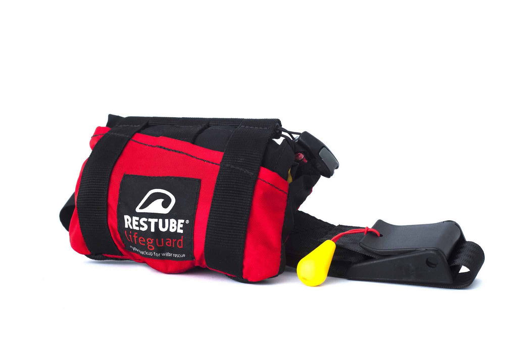 RESTUBE - LIFEGUARD - Red / Black