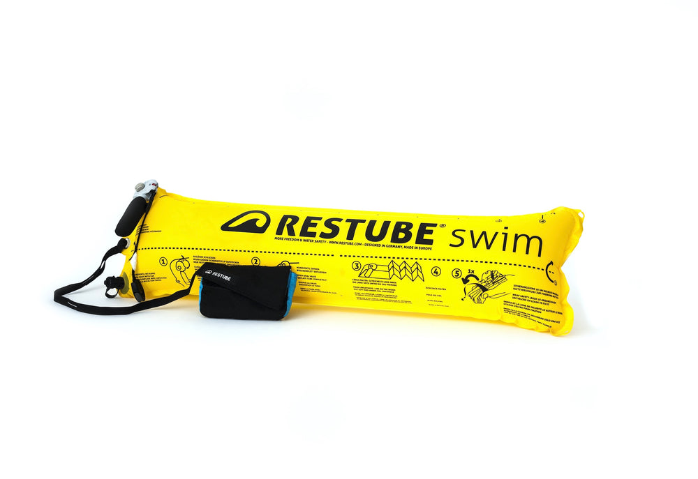 RESTUBE - SWIM - Honey Black / Icemint