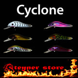 Balista Cyclone LED fishing lure colors