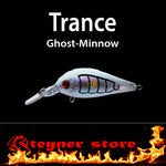 Balista Trance LED fishing Lure Ghost minnow