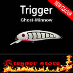 Balista Trigger Ghost-Minnow LED fishing lure ghost minnow