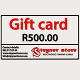 Steynerstore gift card R500