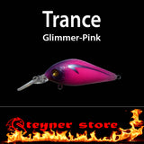 Balista Trance LED fishing Lure glimmer pink