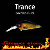 Balista Trance LED fishing Lure golden guts