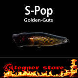 Balista S-pop LED fishing lure Golden-Guts