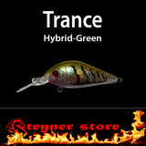 Balista Trance LED fishing Lure Hybrid green
