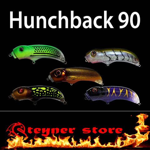 Balista Hunchback 90 LED fishing lure