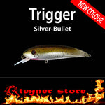 Balista Trigger Silver-Bullet LED fishing lure
