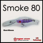 Balista Smoke 80 Ghost-Minnow LED fishing lure