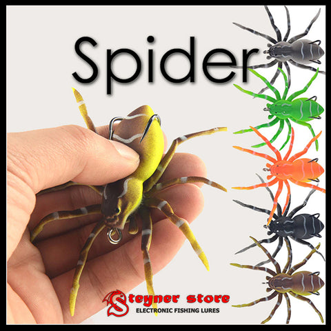 Steynerstore Spider fishing lure bass