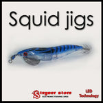 Blue LED Squid jig