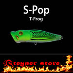 Balista S-pop LED fishing lure T-frog