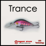 Balista Trance electronic LED fishing lure