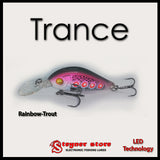 Balista Trance LED fishing lure Rainbow-Trout
