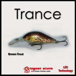 Balista Trance LED fishing lure Brown-Trout