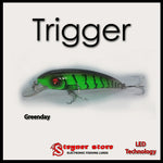 Balista Trigger LED fishing lure Greenday