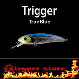 Balista Trigger True Blue LED fishing lure