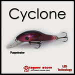 Balista Cyclone LED fishing lure colors Purpetrator