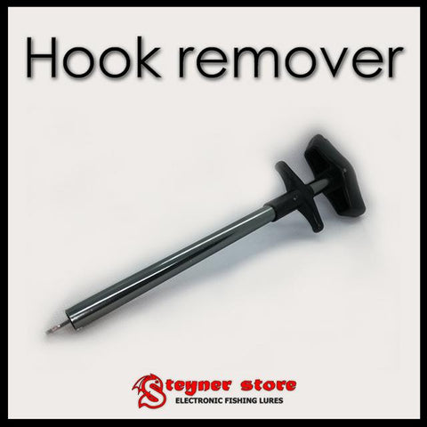 Easy hook remover
