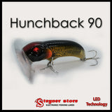 Balista Hunchback 90 electronic LED fishing lure