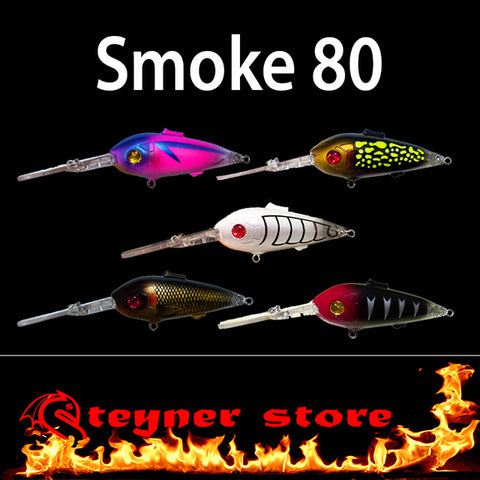 Balista Smoke 80 LED fishing lure