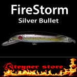 Balista Firestorm Silver bullet LED fishing lure