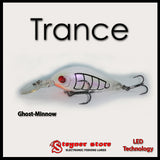 Balista Trance LED fishing lure Ghost-Minnow