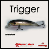 Balista Trigger LED fishing lure Silver-Bullet