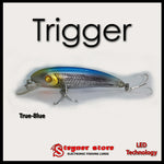Balista Trigger LED fishing lure True-Blue