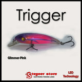 Balista Trigger LED fishing lure Glimmer-Pink