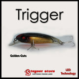 Balista Trigger LED fishing lure Golden-Guts