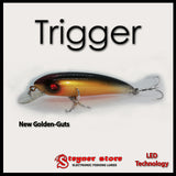 Balista Trigger LED fishing lure New Golden-Guts