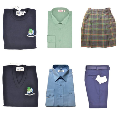 Athlone Community College Uniform