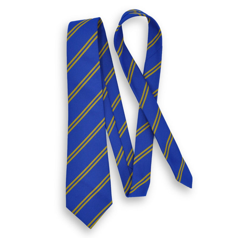 Tie Marist College -R.Blue/Gold