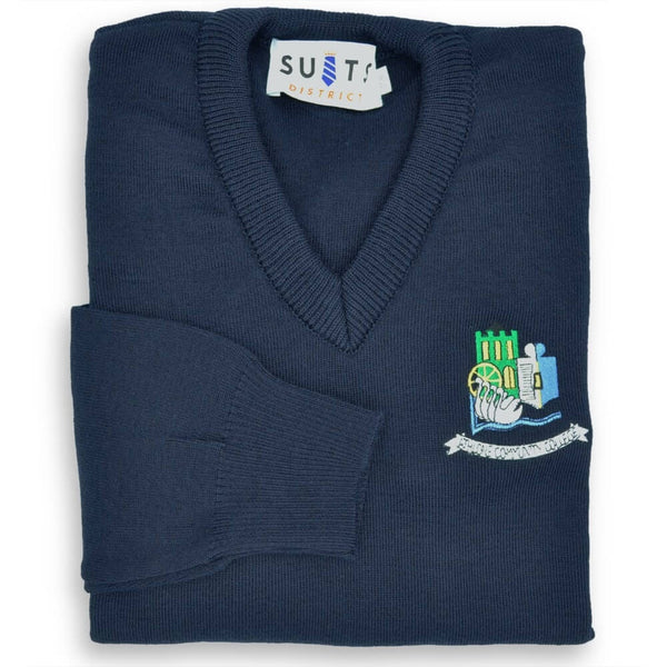 Athlone Community College Boys V-Neck (S-2XL)