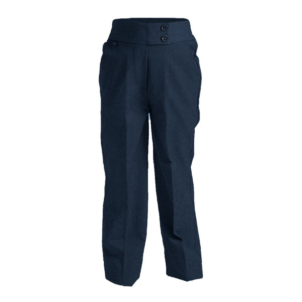 Trousers Girls 289 Lycra EW Navy