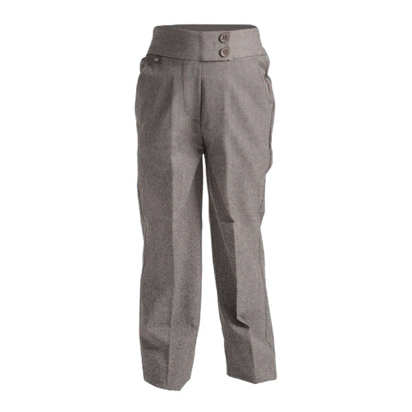 Trousers Girls 289 Lycra EW Grey