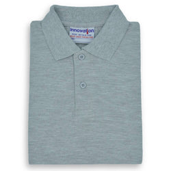Polo Shirt Grey (4-11)