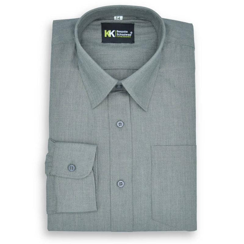 Shirt Boys Dark Grey