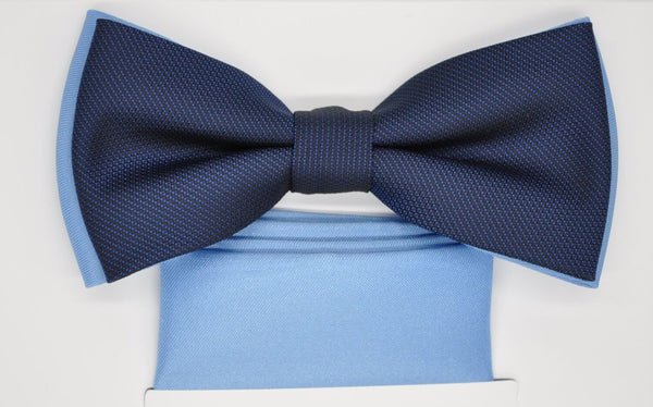TBOW-2, Navy-Blue Bow Tie
