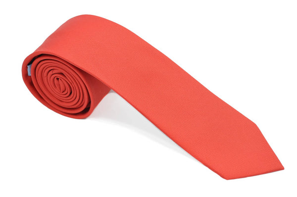 TCPL-3 Red03 Plain Tie
