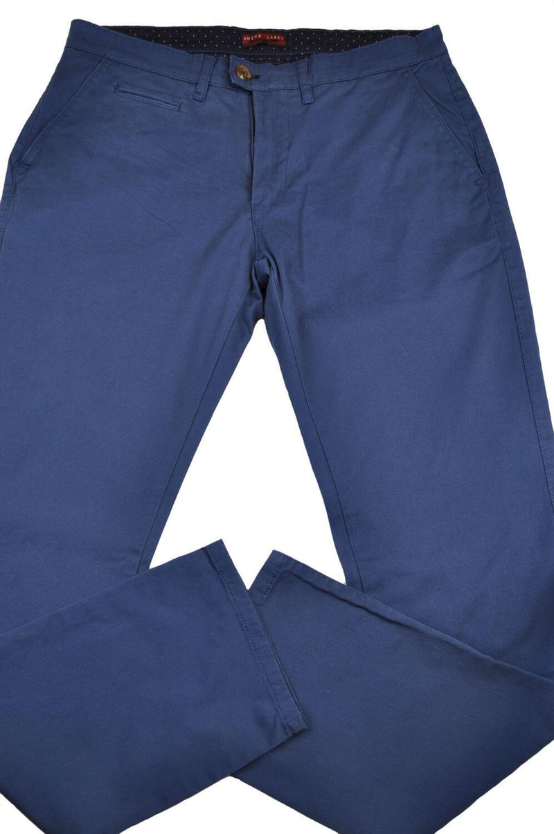 Trousers Chino 5359 Blue, Reg