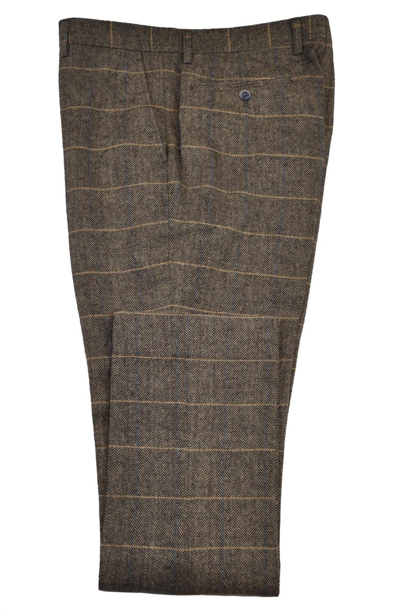 Trousers Albert, Brown