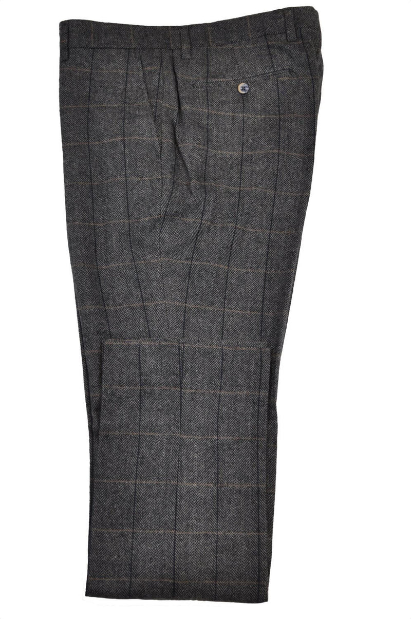 Trousers Albert, Grey