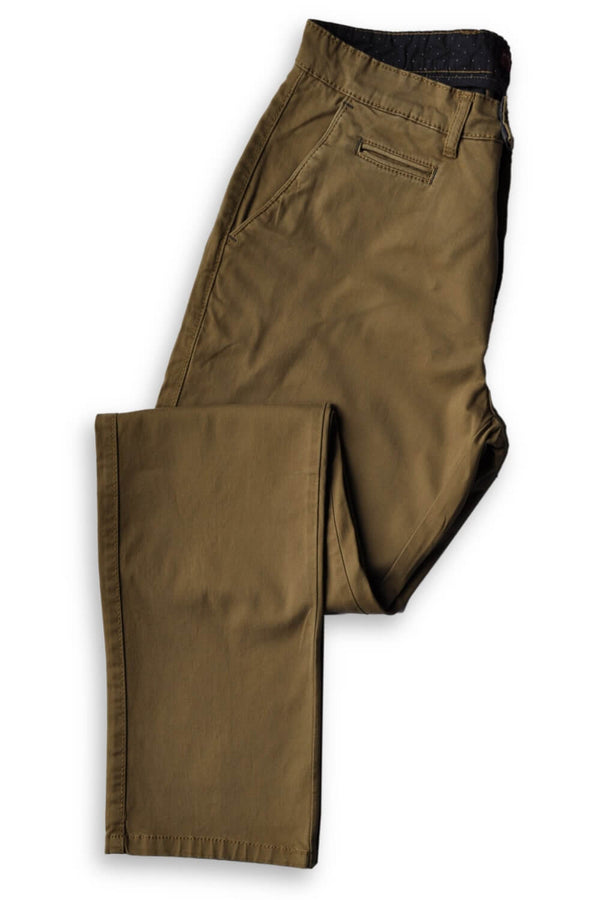 Trousers Chino 5358 Tobacco, Reg