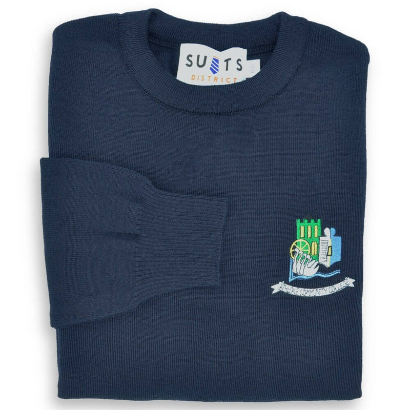 Athlone Community College Girls R-Neck (S-2XL)