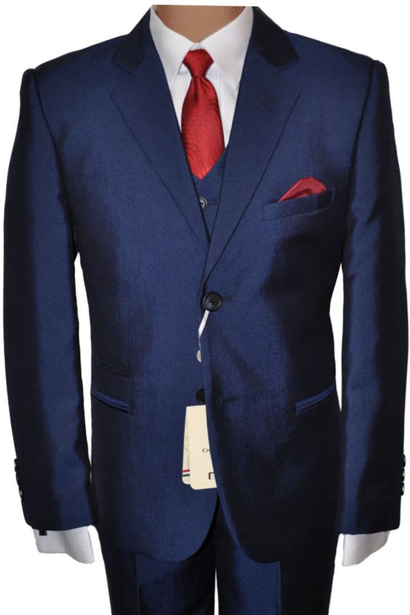 Boys Ford 3pc Suit