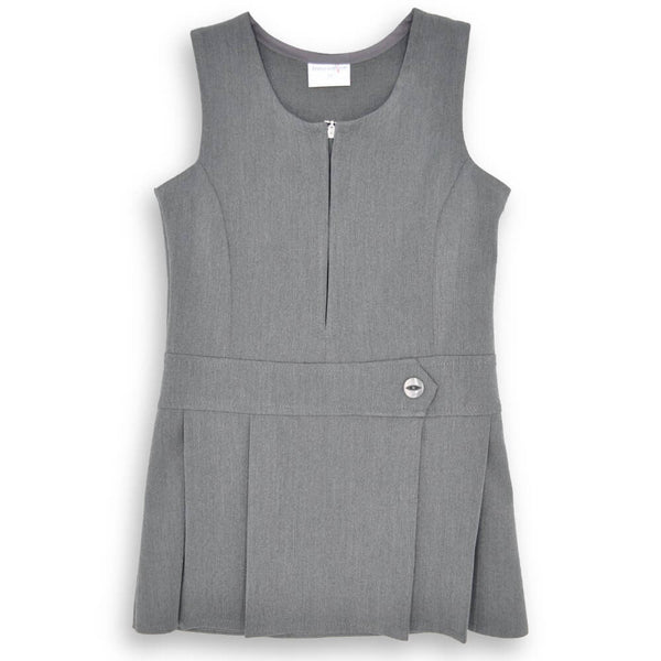 Pinafore Stretch Grey